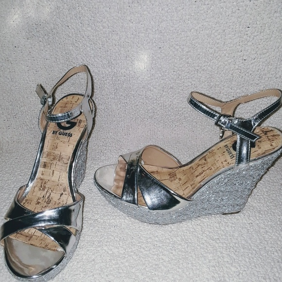1904a79870e8 Guess Shoes - Guess Wedge